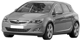 Opel Astra J 2010-2015