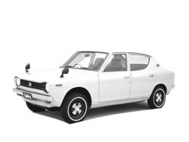 Nissan Datsun Cherry 1970 tot 1977