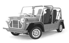 Rover Mini-moke