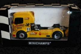 Mercedes-Benz Race Truck Team Hasseroder