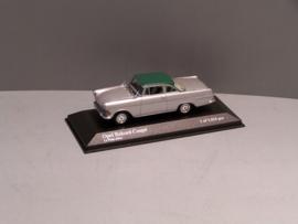Opel Rekord Coupé La Plata zilver