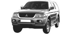 Mitsubishi Pajero Sport 1998-2009