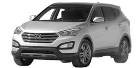 Hyundai Santa Fe 2012-
