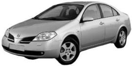 Nissan Primera 2002-2008 P12