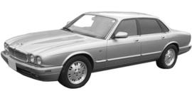 Jaguar XJ 1993-1997
