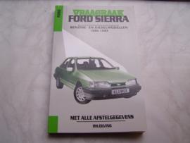 Vraagbaak Ford Sierra 1990-1993