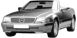 Mercedes SL R129 1989-2001