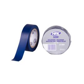Isolation Tape Blauw 19 mm x 10 Meter
