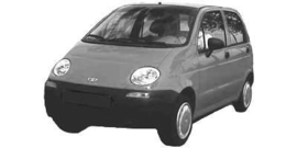 Daewoo Matiz 1995-2005