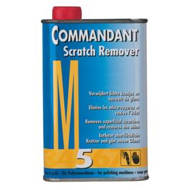 Commandant M5 krasverwijderaar voor machine