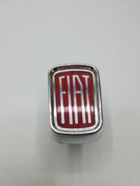 Logo voor een Fiat 500 Oldtimer