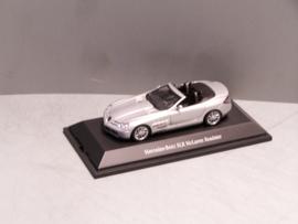 Modelauto Mercedes SLR Mc Laren Roadster