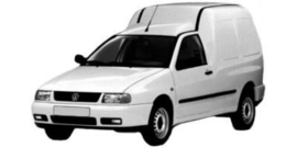 Volkswagen Caddy 1995-2004