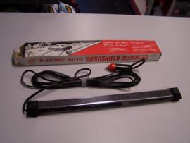 elektrische ruitontdooier  12 volt nieuw