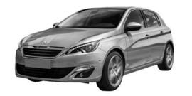 Peugeot 308 9/2013+