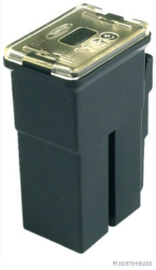 PAL Zekering E 65A Zwart