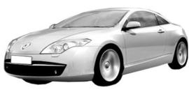 Renault Laguna Coupe 2008-2015