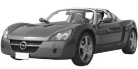 Opel Speedster (GT) 2000-2005