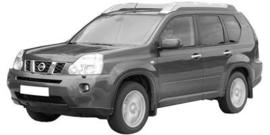 Nissan X-Trail 2007-2014 T31