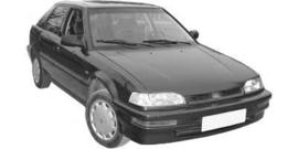 Honda Concerto 1989-1996