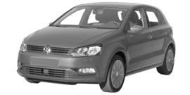 Volkswagen Polo 05/2014 -2017