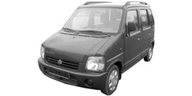 Suzuki Wagon R+ tot 2000
