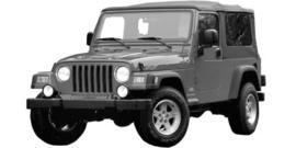 Jeep Wrangler 1996-2007