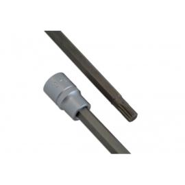 Z-2897 Dopsleutel Veeltand 10mm lengte 800mm