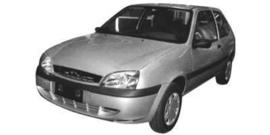 Ford Fiesta 2000-2002
