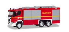 Scania CG Empl ULF Feuerwehr Herpa