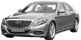 Mercedes S W222 2013+