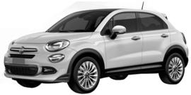 Fiat 500 X 2014-2018