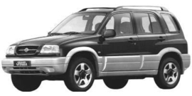 Suzuki Grand Vitara 1999-2005