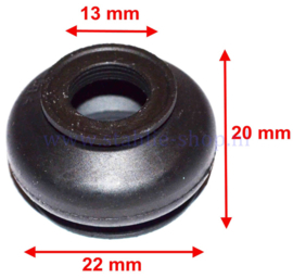 Fusee Rubber 22mm x 20mm G13