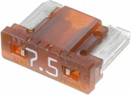 Steekzekering Low Profile 7,5 Amp