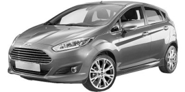 Ford Fiesta 2013-2017