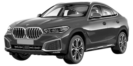 BMW X6 G06 2019+
