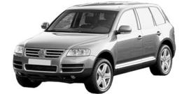Volkswagen Touareg tot 2006