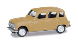 Renault R4, beige
