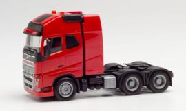 Volvo FH Gl.XL 6x4, rood