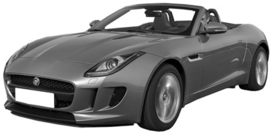 Jaguar F-Type 2012+