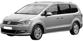 Volkswagen Sharan  vanaf 07/2010+