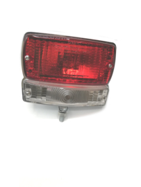 Achterlicht L en R Rood / Wit model (2x 21W )