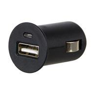 Mini Auto Oplader USB 2,1A