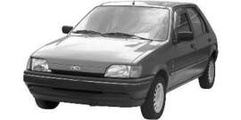 Ford Courier 1991-1996