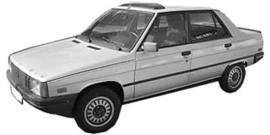 Renault R9, R11