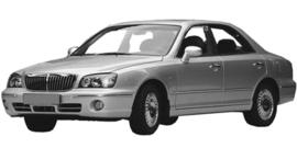 Hyundai XG 2000-2005