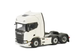 White Line; SCANIA R HIGHLINE CR20H 6x2 TWIN STEER