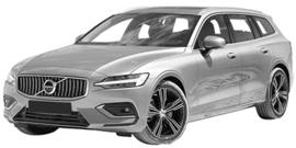 Volvo V 60 08/2018+