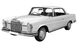 Mercedes W108 - W109